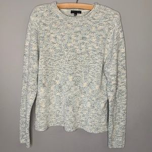 Carolyn Taylor long sleeve knit sweater large